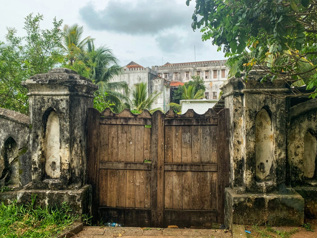 buildings in stone town by sarahambitious